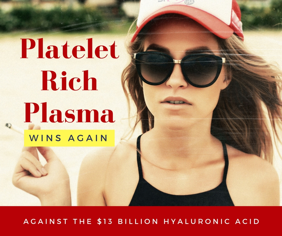 Platelet-Rich Plasma Vs Hyaluronic Acid